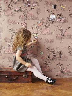 storytime wallpaper by sian zeng x