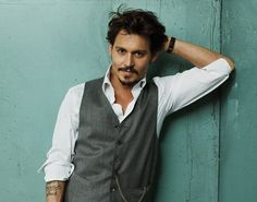 Like a fine wine Johnny Depp gets better and better with age.