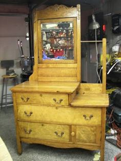 This is the dresser I want as a bathroom vanity