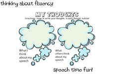 Speech Time Fun: Fluency Pack!!