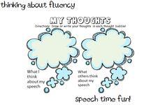 Speech Time Fun: Fluency Pack!!