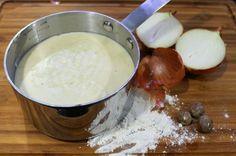 Como hacer una buena salsa bechamel (paso a paso)