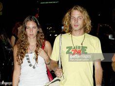 Andrea Casiraghi and Tatiana SantoDomingo