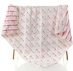 New 6 Layers Muslin Cotton Baby Blankets Swaddles Newborn Wrap Gauze Crown Children Blankets Infant Bath Towel Size 110x110cm