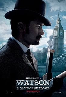Jude Law in Sherlock Holmes: A Game of Shadows Sherlock John, Sherlock Holmes Robert Downey, Watson Sherlock, Robert Downey Jr, Sherlock Fandom, Jude Law, Hd Movies, Movie Tv, Disney Movies