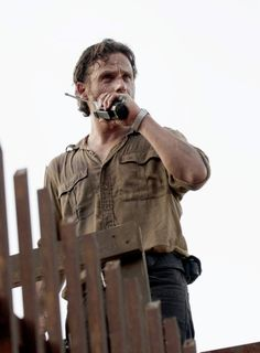 Rick Grimes in 'The Walking Dead' Season 6 Episode 5 Now