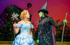 Savannah Stevenson and Jennifer DiNoia in Wicked, one of the shows researched by Which?. Which? report: Theatre tickets are sold illegally on secondary market