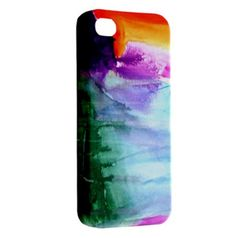 Abstract iPhone 5 Cases  by Voyage Art