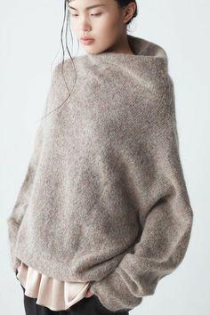 Kaschmir oversize Pullover