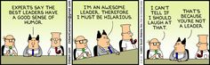 Dilbert comic strip for 03/08/2013 from the official Dilbert comic strips archive.