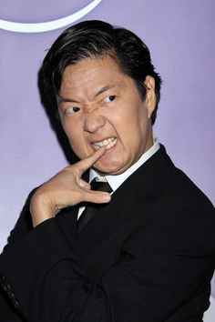 """""""DID YOU DIE?"""" - Ken Jeong is the lovely Mr. Chow; From the movies """"Hangover I"""" and """"Hangover II""""."""