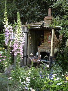 ...OF SPRING AND SUMMER...: Chelsea Flower Show 2009 - Fenland Alchemist Garden