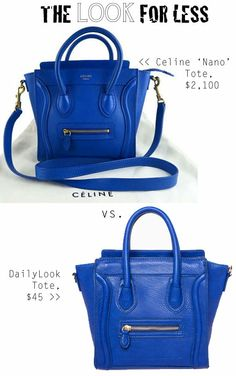 Celine Nano Look for Less