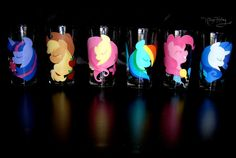 My Little Pony Friendship is Magic glasses! Want!