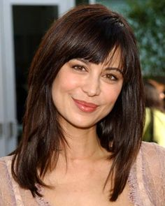 Catherine Bell. Hair. ♥