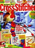 """Gallery.ru / tymannost - Альбом """"CrossStitcher 181 декабрь 2006""""--NICE WINTER SAMPLER"""