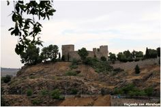 Castillo de San Servando Toledo - Viajando con Abraham