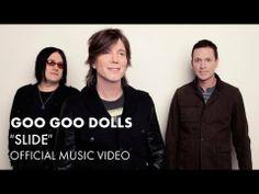 "Goo Goo Dolls - ""Slide"" [Official Music Video] - YouTube  #roadtrip #roadtripmix #summer #roadzies My True Love, My Love, Road Trip Music, You Destroyed Me, Katie Melua, Goo Goo Dolls, Music Express, All About Music, Good Ole"