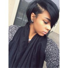 Cute short wigs for black women lace front wigs human hair wigs. Click picture to see Short Bob Hairstyles, Wig Hairstyles, Bob Haircuts, Celebrity Hairstyles, Black Women Short Hairstyles, Short Hair Styles For Black Women Bobs, Short African American Hairstyles, Stylish Hairstyles, Hairstyles 2018