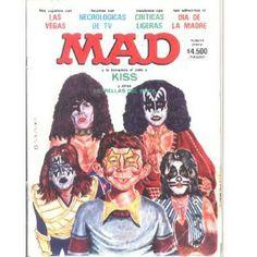 MAD Magazine Toys | Photos of KISS Memorabilia, Souvenirs, and Unlicensed Merchandise