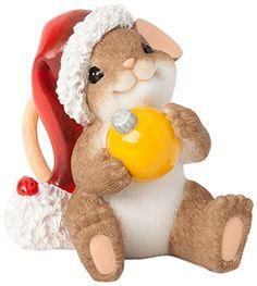 Enesco Charming Tails Gift Holding Ornament, Figurine Enesco http://www.amazon.com/dp/B00IDYUK6E/ref=cm_sw_r_pi_dp_BSJcub0E2RM6N