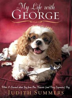 When Judith Summers first met George, the Cavalier King Charles Spaniel who would change her life, she and her young son, Joshua, were mourning the deaths of her husband and her father, who had died b
