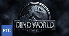 Create the Jurassic World Movie Poster in Photoshop
