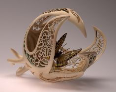 1000 images about gourds on pinterest gourd art for Gourd carving patterns