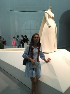 MODA EN PROVINCIAS: Manus x Machina: Fashion in an Age of Technology