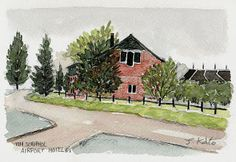 Art Collection: Watercolor West 2