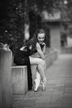 Ballet, Pointe, Dance, Urban Photos, Portland Dance Photographer, Fired Up Dance Academy Shannon Hager Photography