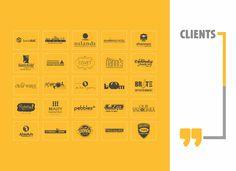 #Brands that we work on. We are #inhouse #Advertising & #Branding