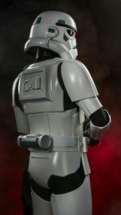 Star Wars Stormtrooper Life-Size Figure by Sideshow Collect Star Trek, Star Wars Fan Art, Star Wars Clone Wars, Star Wars Pictures, Star Wars Images, Stargate, Imperial Stormtrooper, Han And Leia, My War