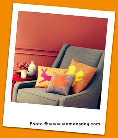 Woman's Day Pillow Craft