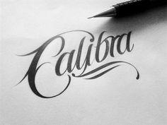 Handlettered Logotypes II by Mateusz Witczak