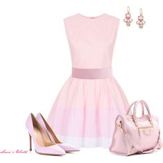 """""""Pastel 3"""" by sonies-world on Polyvore"""