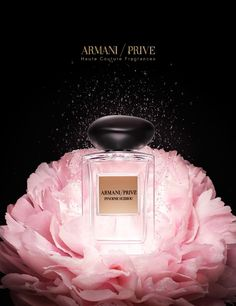 Pivoine Suzhou Fragrance by Giorgio Armani Perfume Ad, Cosmetics & Perfume, Perfume Bottles, Giorgio Armani, Suzhou, Beauty Ad, Beauty Products, Cosmetic Design, Cosmetic Packaging