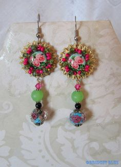 Necklace and Earring Set by Bridget Blue by Bridget Blue™