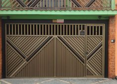 Steel Gate Design, Front Gate Design, House Gate Design, Door Gate Design, Room Door Design, Metal Gates, Wooden Gates, Iron Gates, Balcony Railing Design