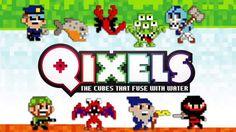 My boys LOVE these cartoons!  Qixels Webisode Cartoon 1! Introducing the world of Qixels! #qixels #beados #boyscraft #kidscraft #newkidsproducts