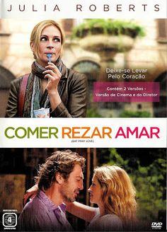 Comer Rezar Amar - DVDRip Dual Áudio