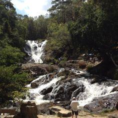 Dalat, Vietnam waterfalls - Bing Images