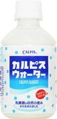 280 ml of 24 Calpis Calpis water pet