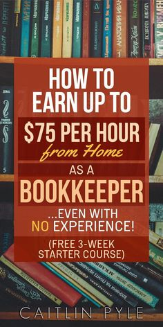 How to start a bookkeeping business from home. even if you're not accountant! (expert interview)How to start a bookkeeping business from home. even if you're not accountant! Ways To Earn Money, Earn Money From Home, Earn Money Online, Online Jobs, Way To Make Money, Win Money, Cash Money, Online Income, Money Fast