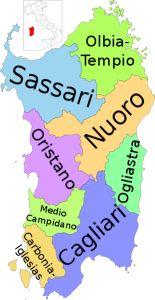 La Sardegna e le sue province Italy Food, Regions Of Italy, Sardinia Italy, Italian Language, Learning Italian, My Land, Italian Style, Italy Travel, Italian Recipes