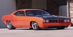 Plymouth 1970 Cuda G-Force 01