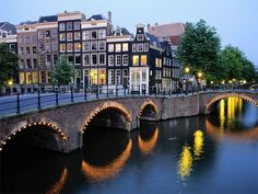 Amsterdam, The Netherlands Every Woman Should Travel to Alone
