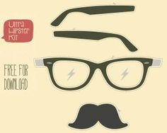 Free Hipster Kit Vector
