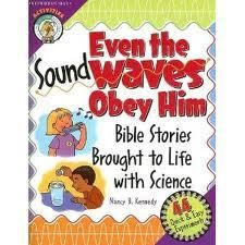 Science experiments for Little Christians and Their Mommies