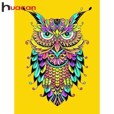 My Wallpapers Page Buho Tattoo, Owl Artwork, Owl Illustration, Dot Painting, Psychedelic Art, Art Drawings, Sketches, Barong, Wallpapers